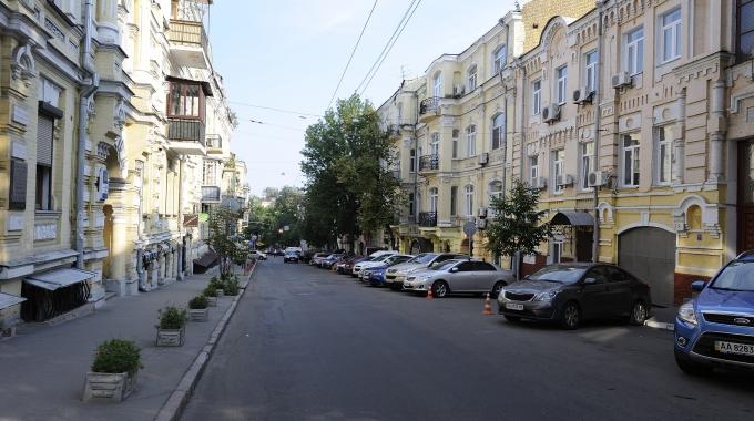 ул. Малая Житомирская, 17